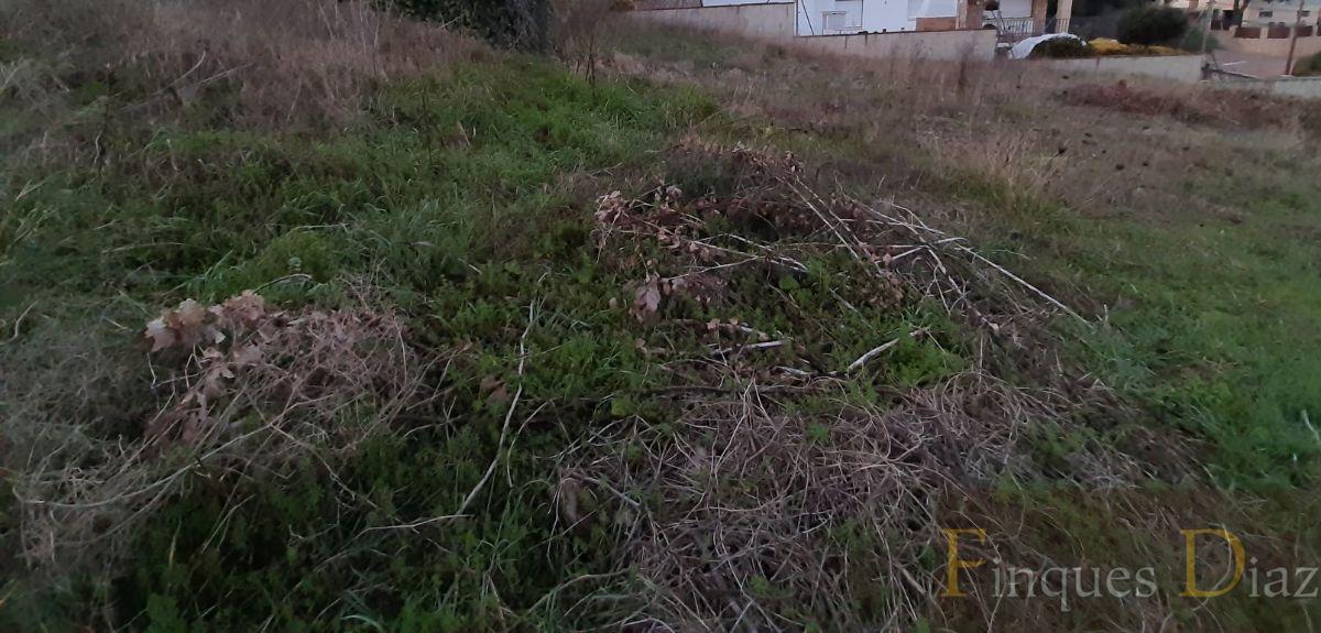 Venta de terreno en Palafolls