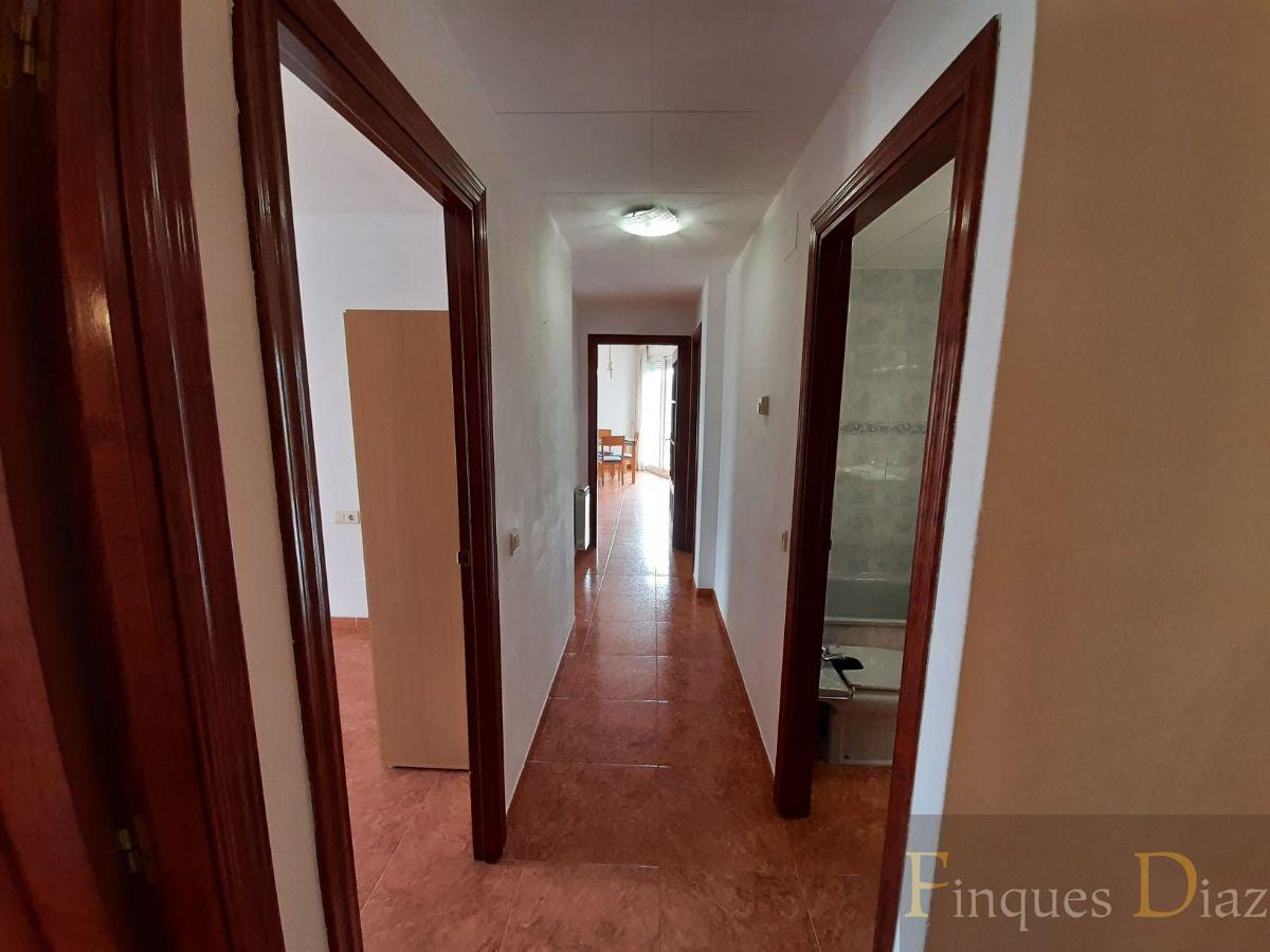 For rent of flat in Palafolls