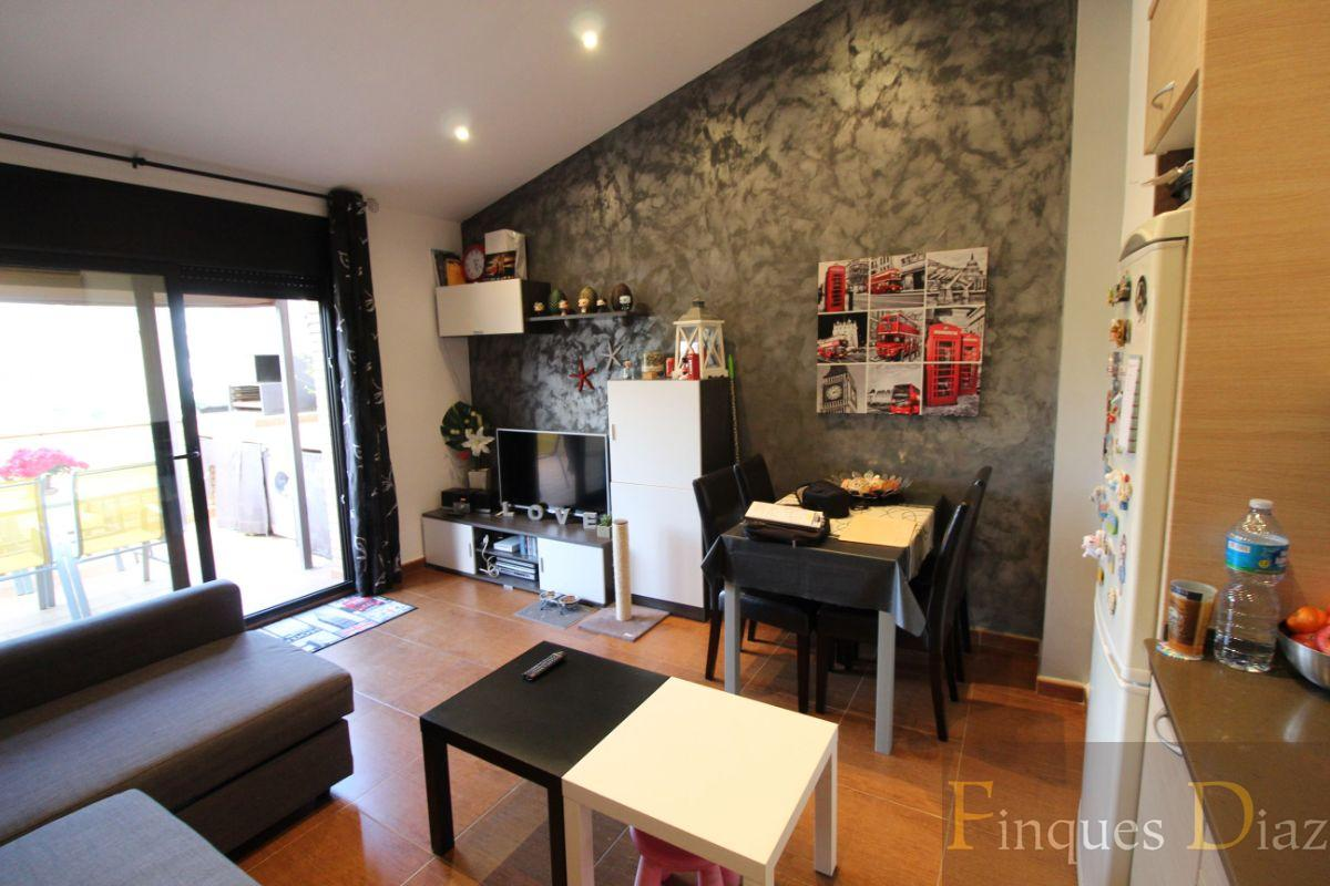 For sale of penthouse in Blanes
