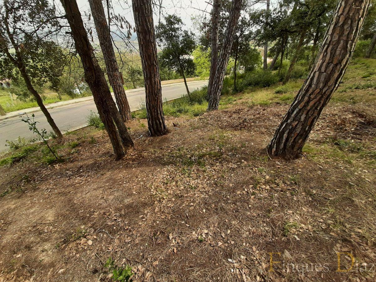 Venta de terreno en Fogars de la Selva