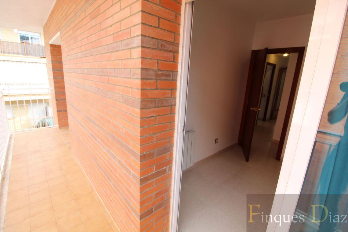 For sale of flat in Malgrat de Mar