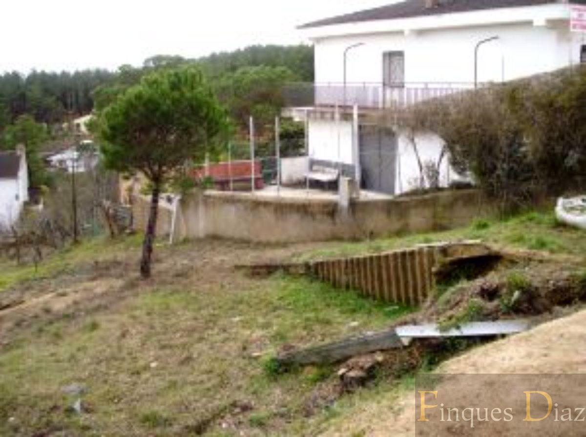 For sale of land in Maçanet de la Selva