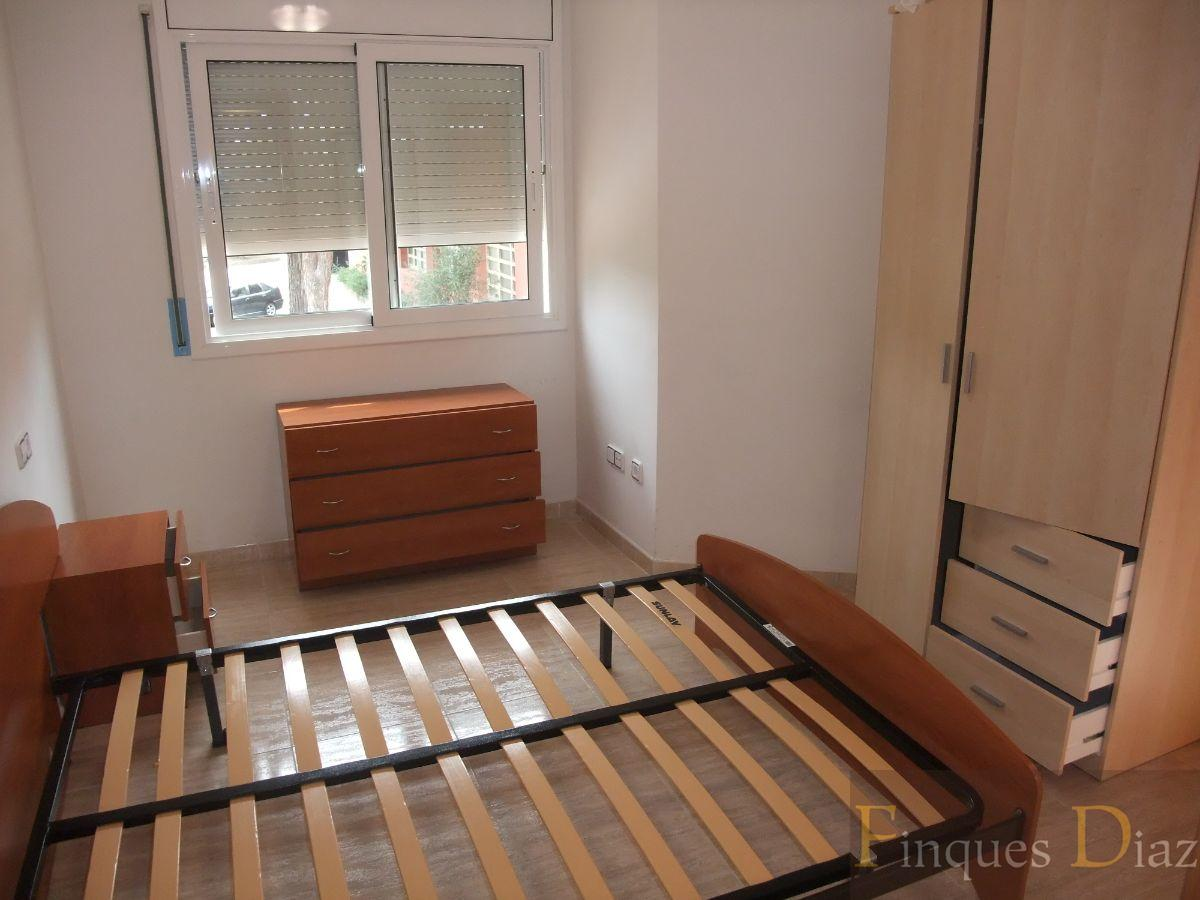 For sale of flat in Palafolls