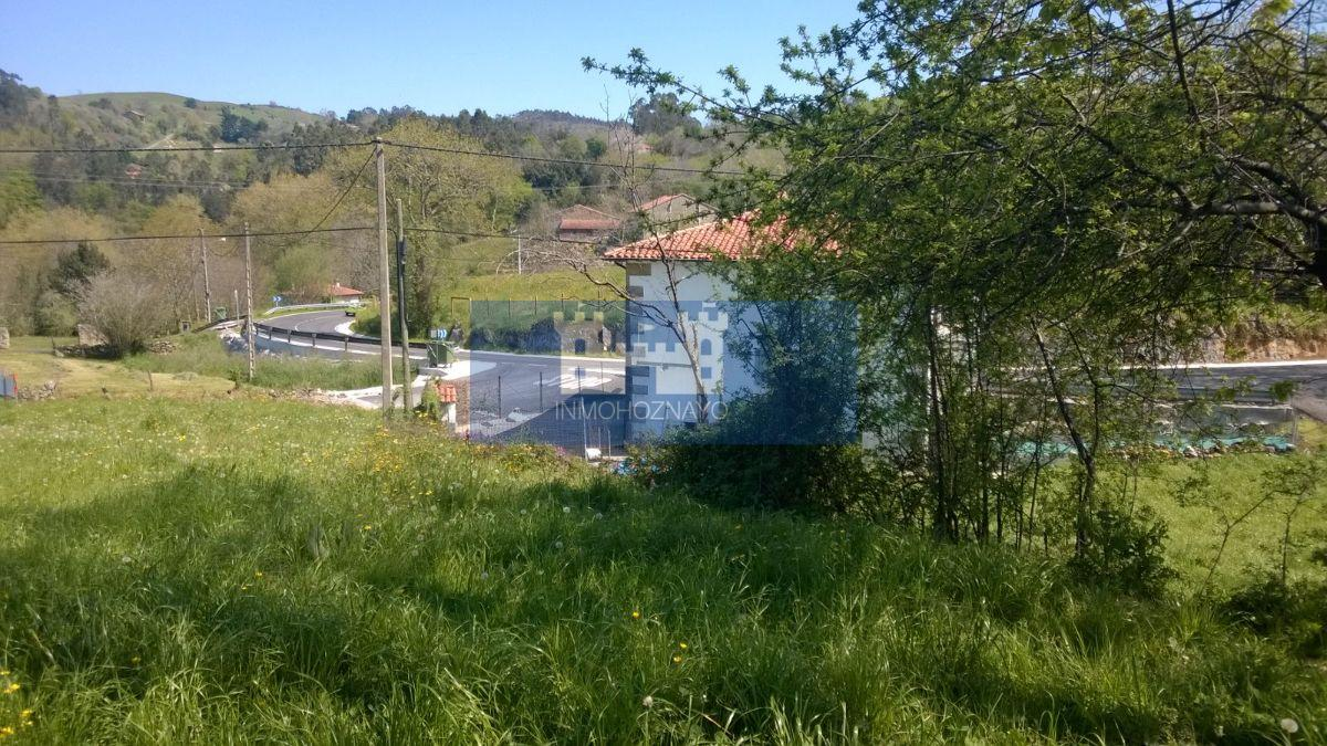 For sale of land in Solórzano