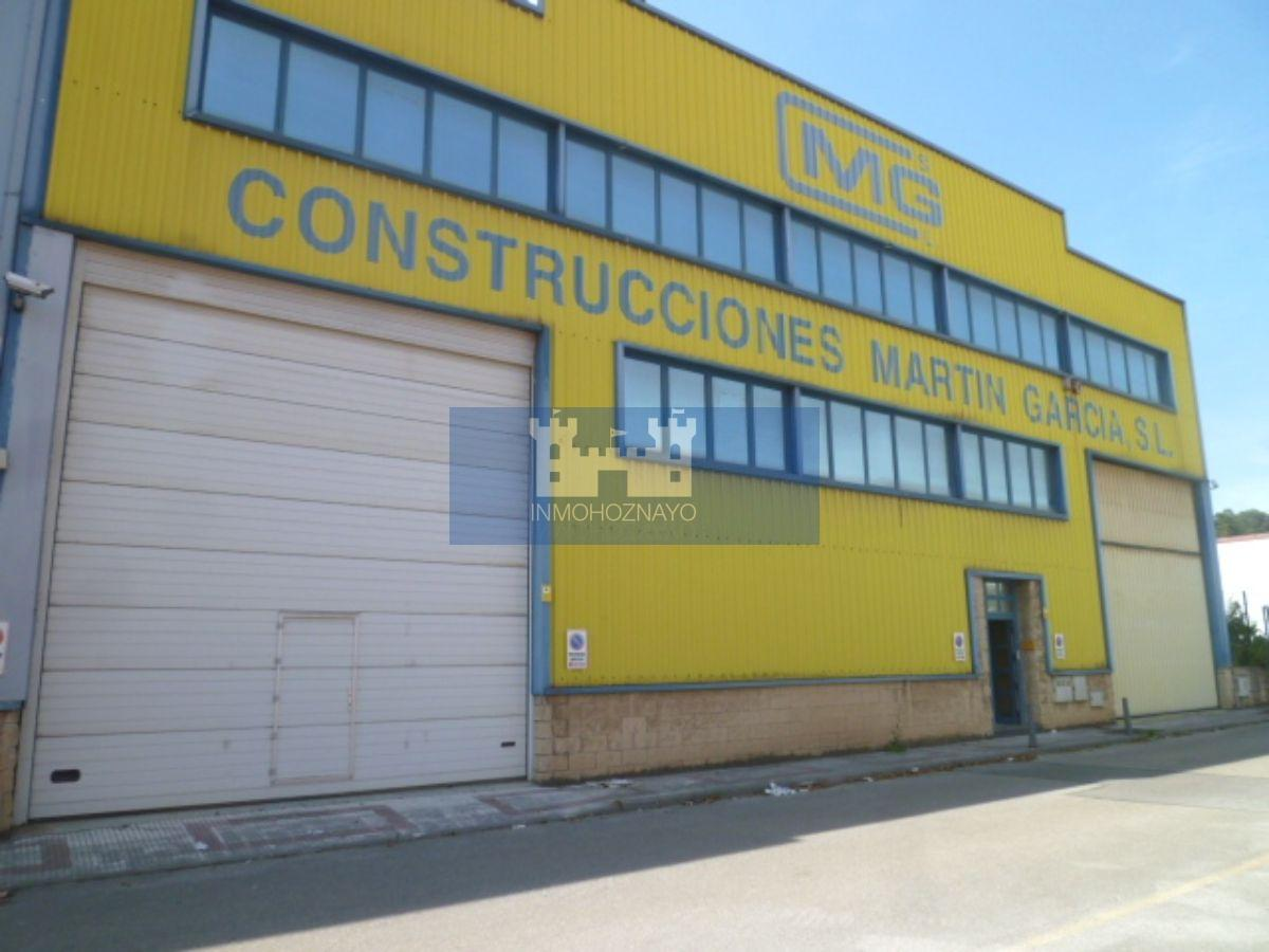 For sale of industrial plant/warehouse in Camargo