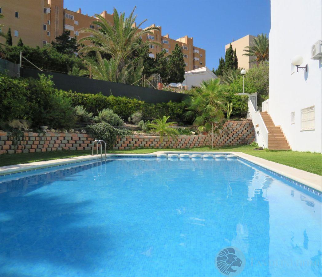 For sale of duplex in El Campello