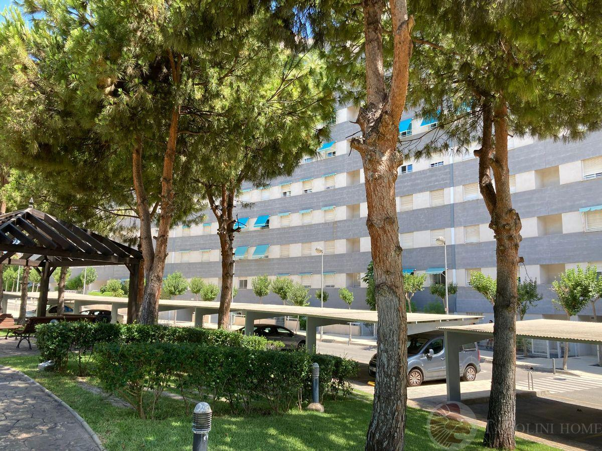 For sale of flat in El Campello