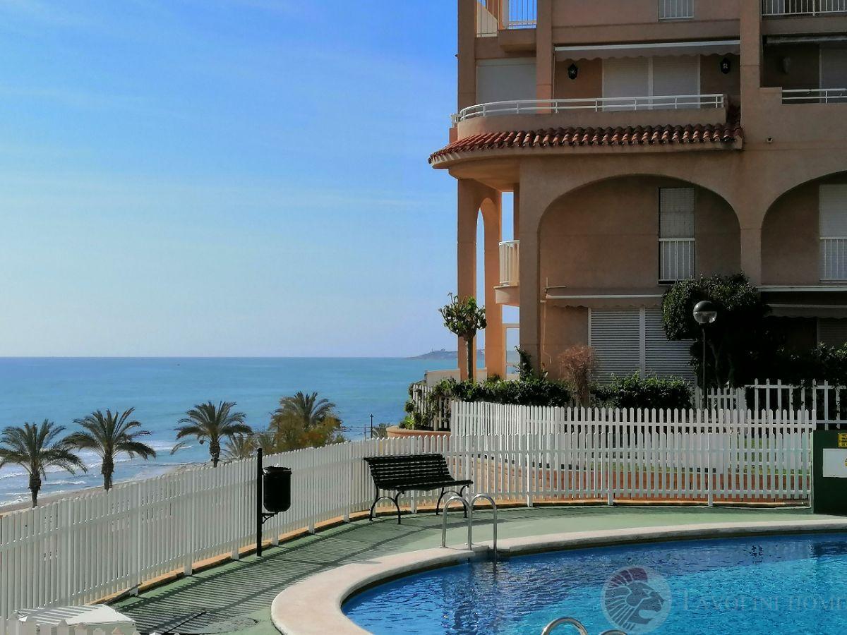 For rent of duplex in El Campello