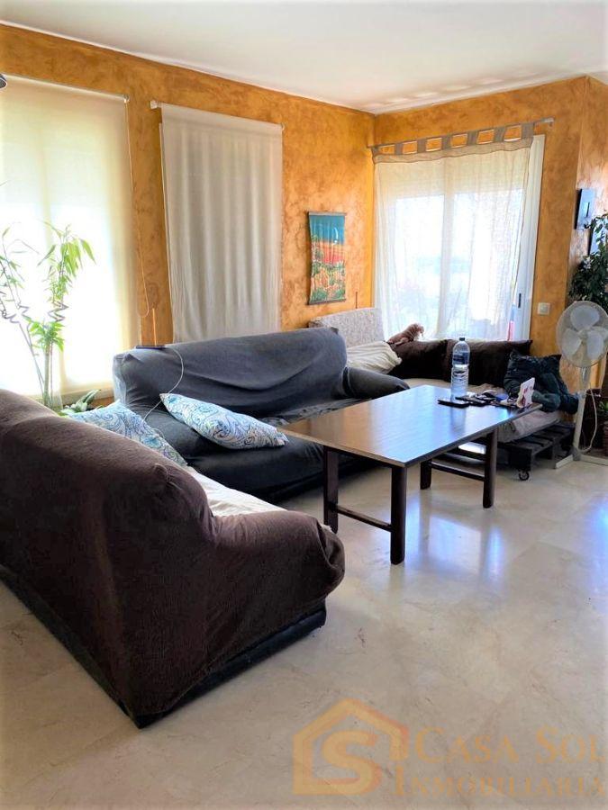For sale of duplex in San Pedro de Alcántara
