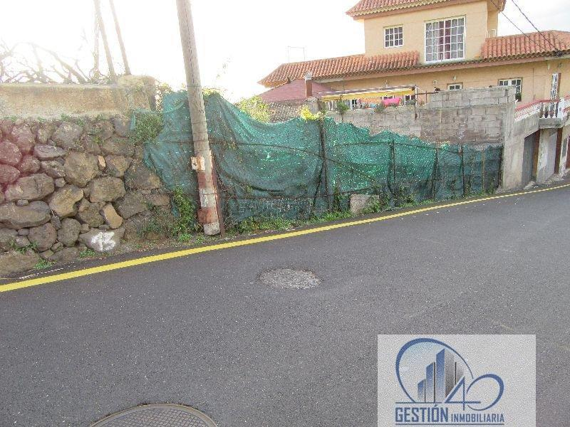 Venta de terreno en La Orotava
