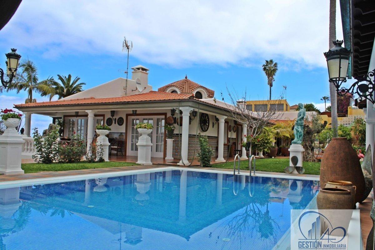 For sale of villa in Santa Úrsula