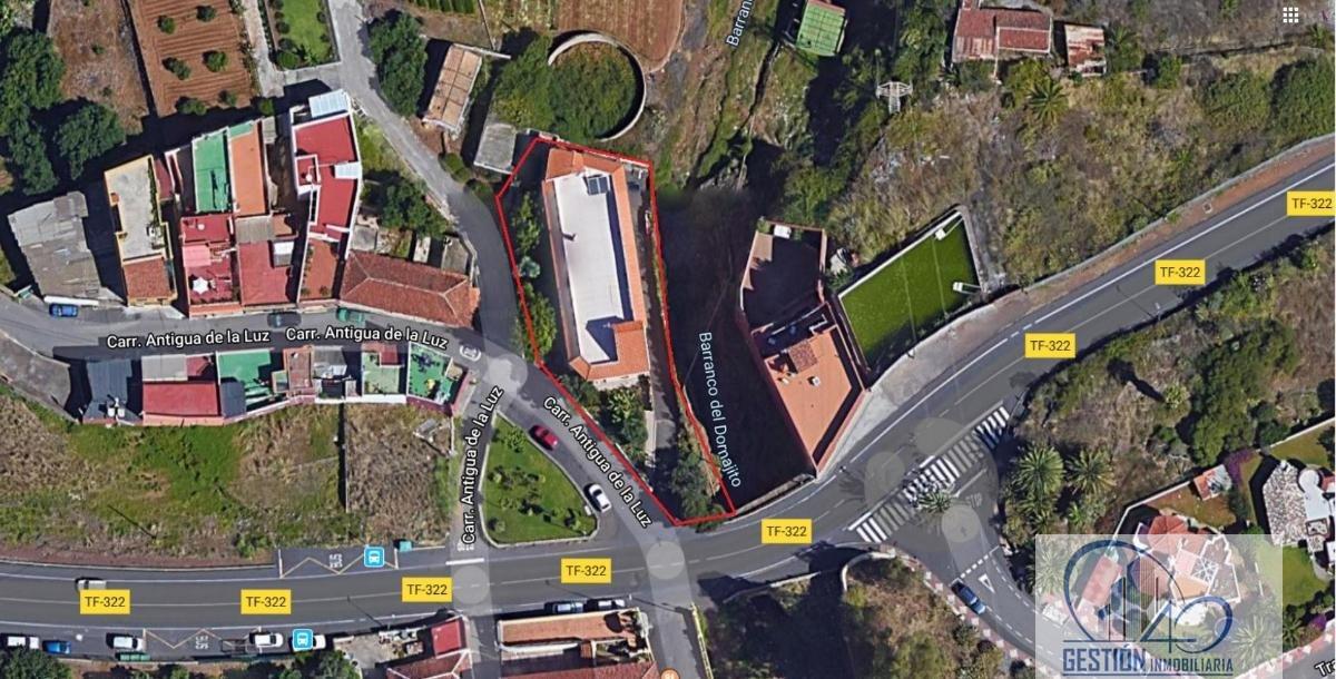 Venta de edificio en La Orotava