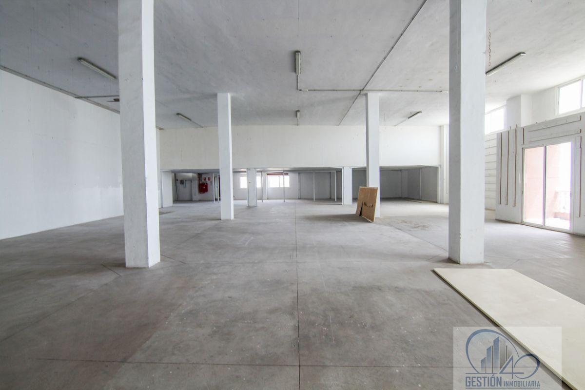 Miete von gewerbehalle in  Arafo