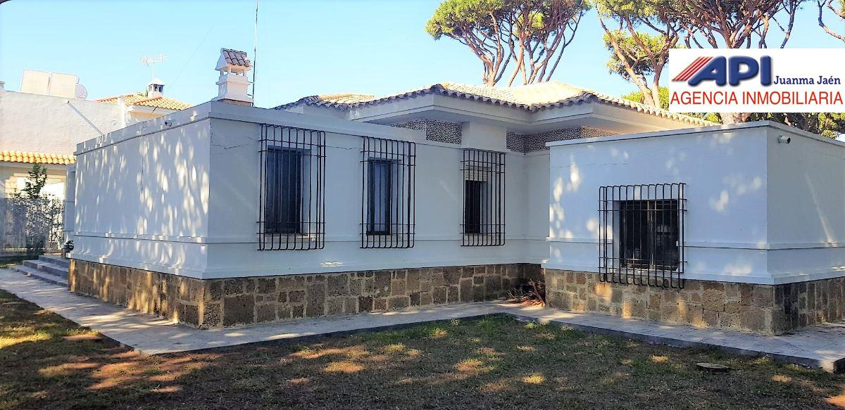 For rent of chalet in Conil