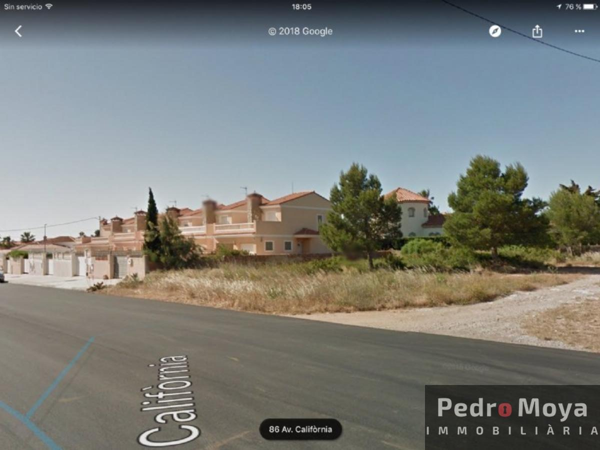 For sale of land in Miami - Platja
