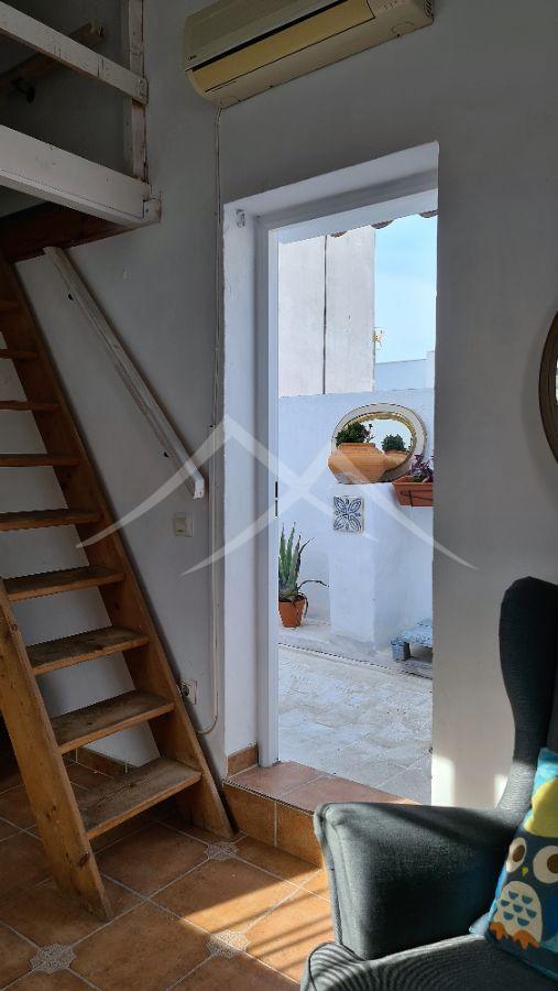 For sale of penthouse in Cádiz