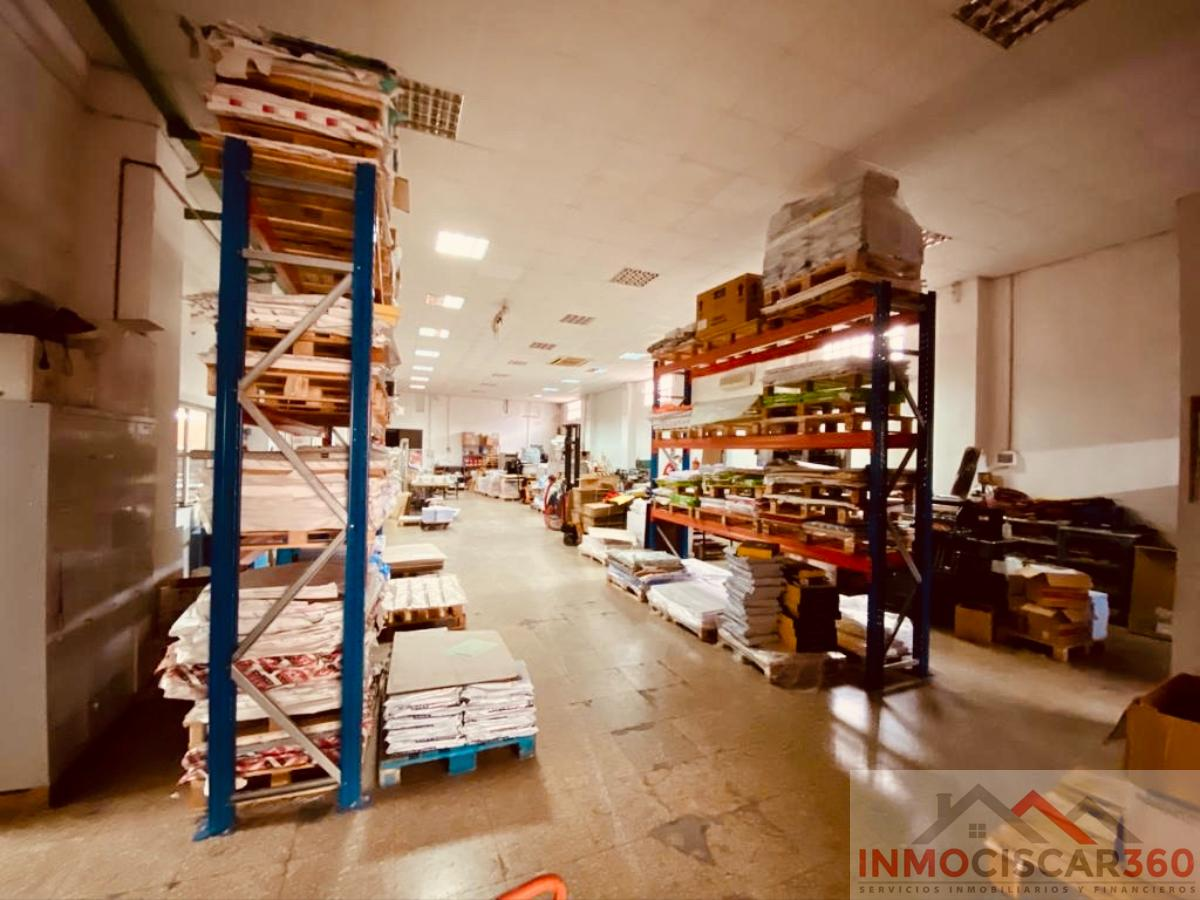 For sale of industrial plant/warehouse in Valencia