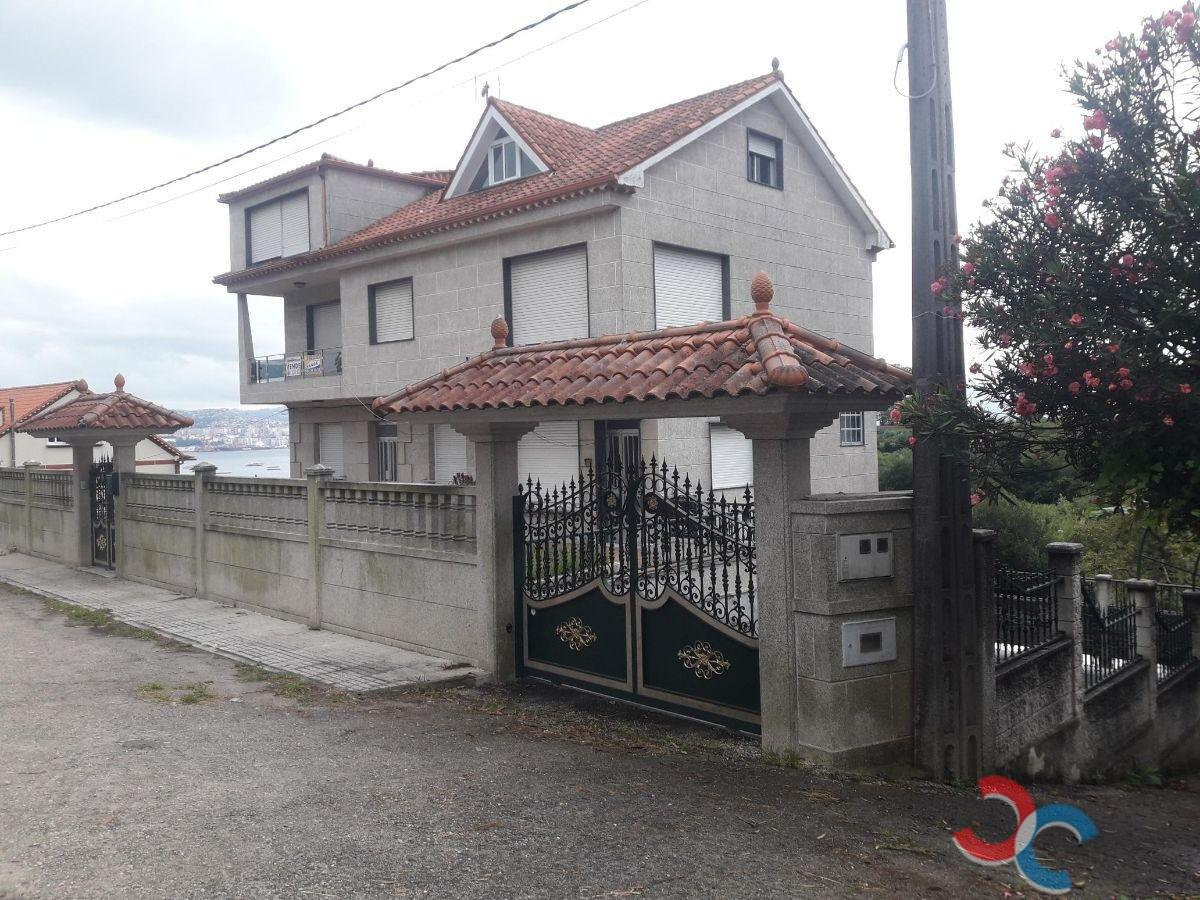 For sale of house in Moaña