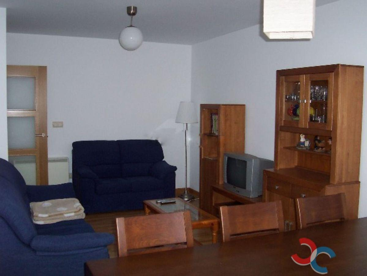 For sale of flat in Portonovo