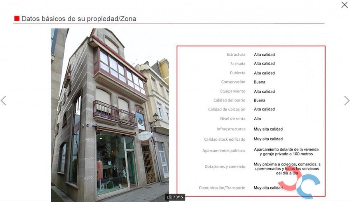 For sale of chalet in Vilagarcía de Arousa
