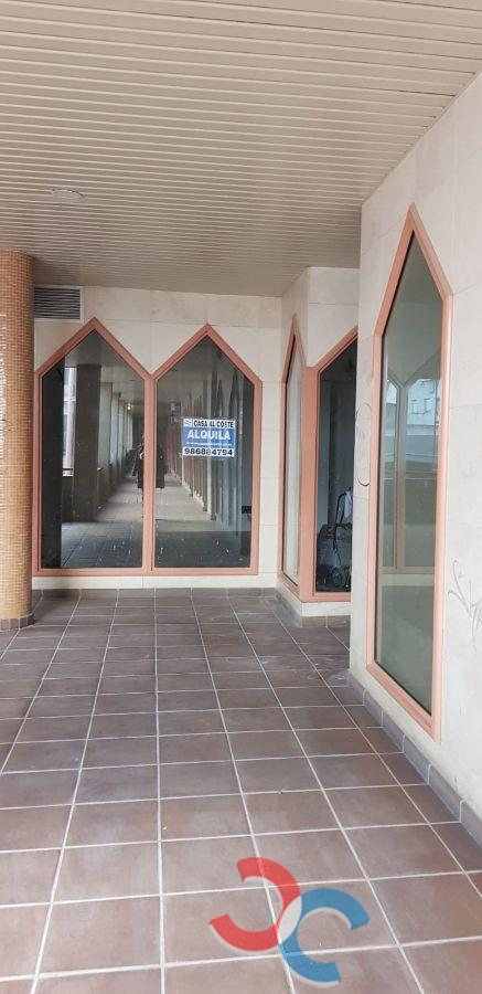 For rent of commercial in Marín
