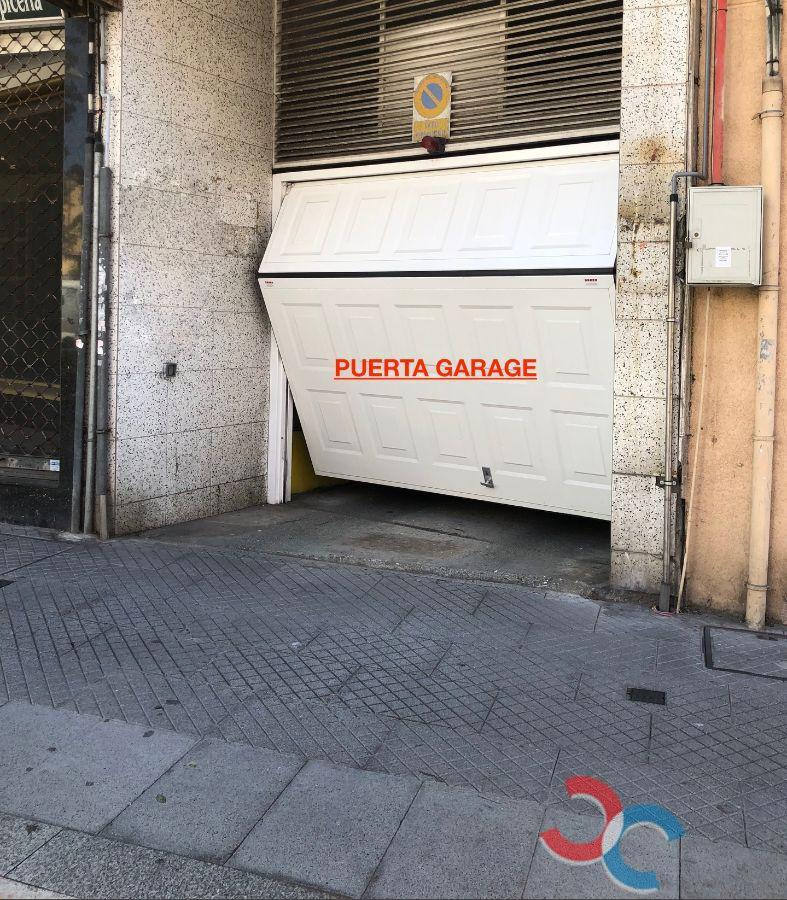 For rent of garage in Pontevedra