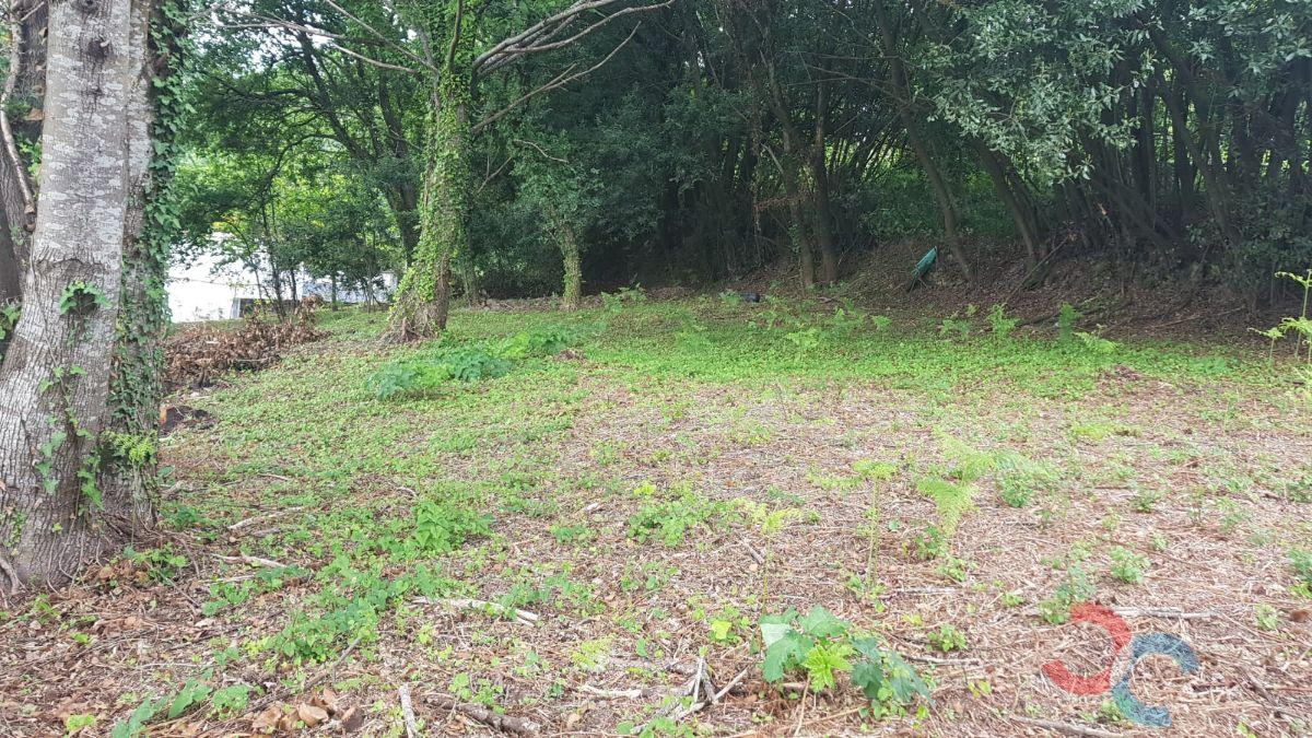 For sale of land in Lourizán