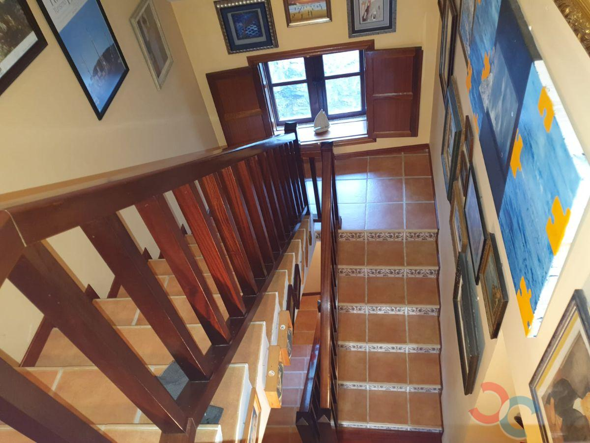 For sale of house in Combarro