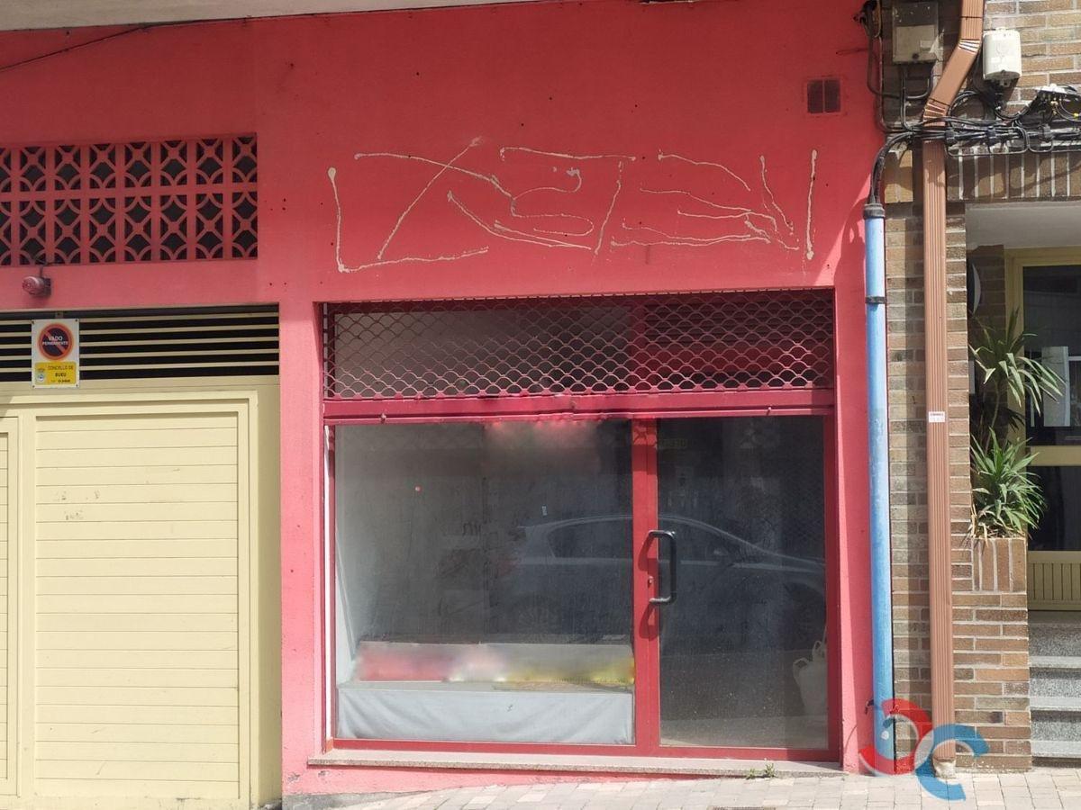 Venta de local comercial en Bueu