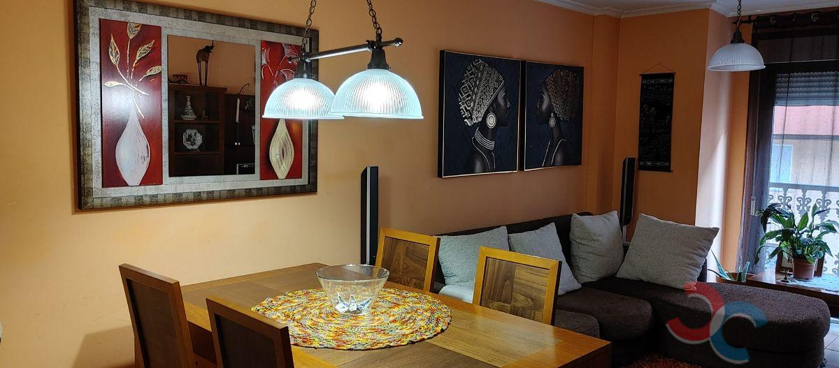 For sale of flat in Bueu