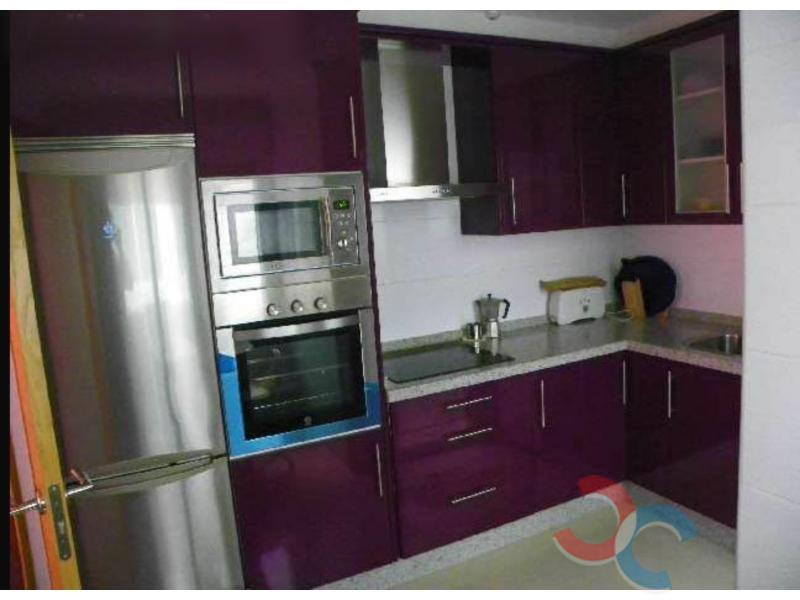 For sale of flat in Cambados