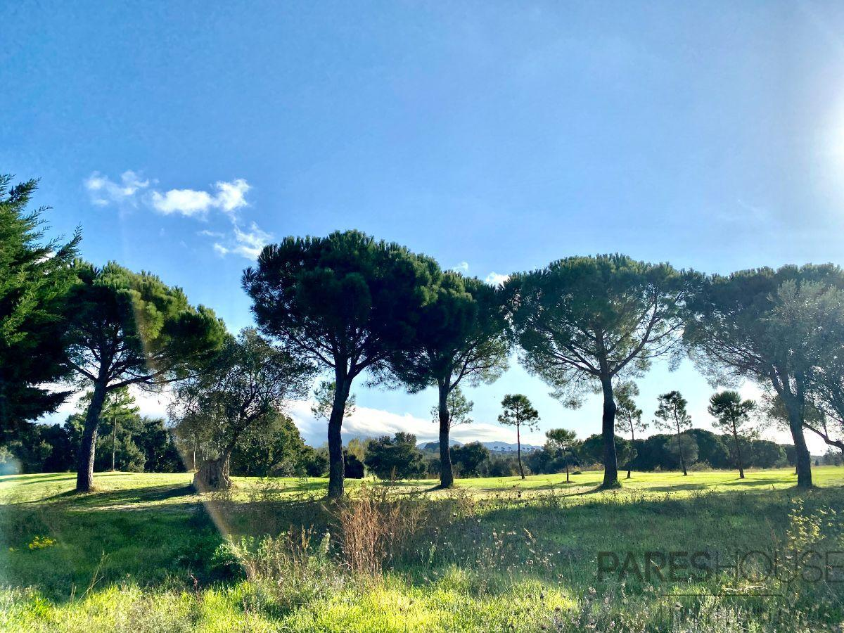For sale of land in Peralada