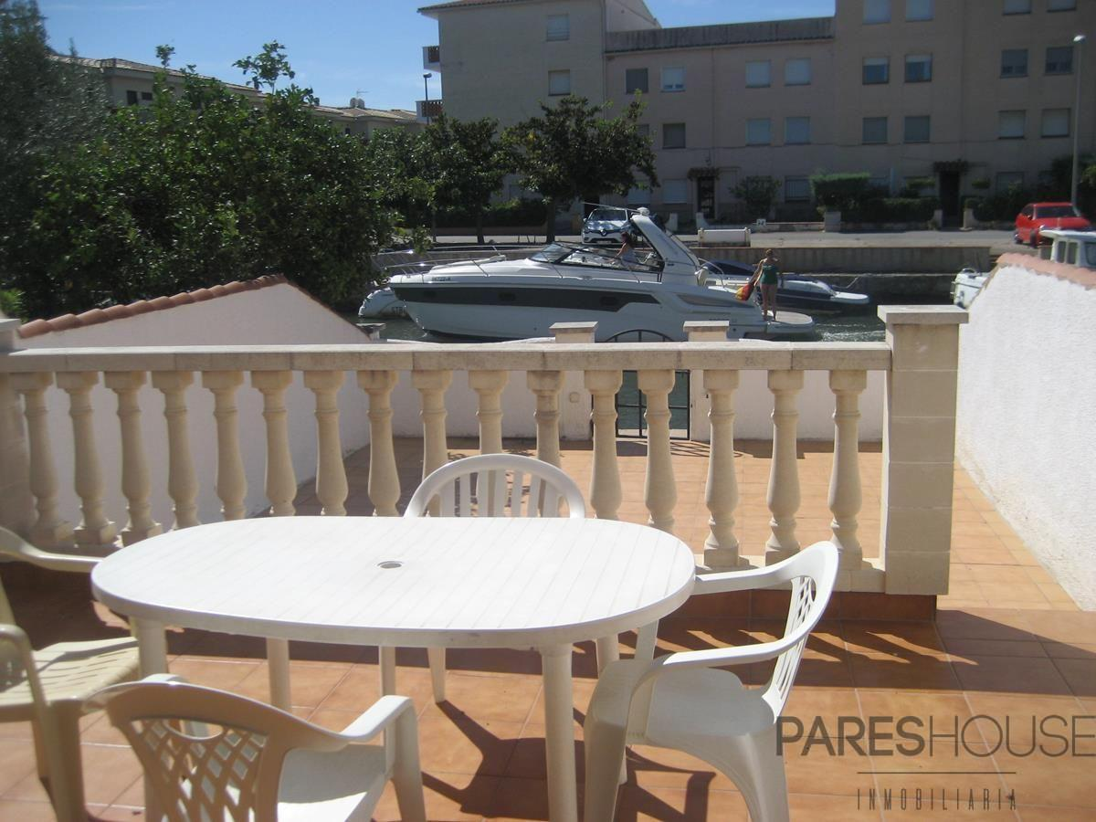 For sale of house in Empuriabrava
