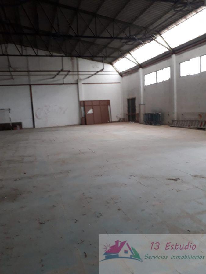 For rent of industrial plant/warehouse in La unión