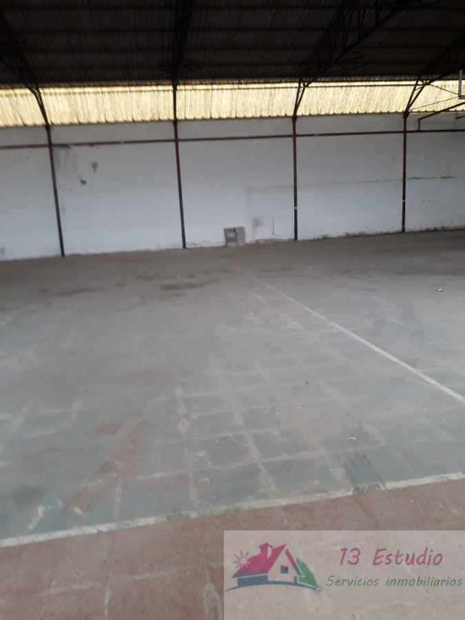 For rent of industrial plant/warehouse in Cartagena