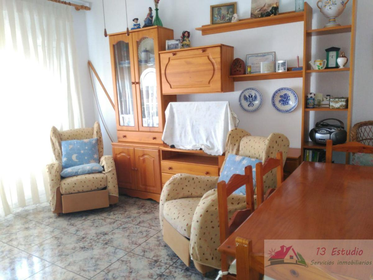 For sale of flat in Islas Menores