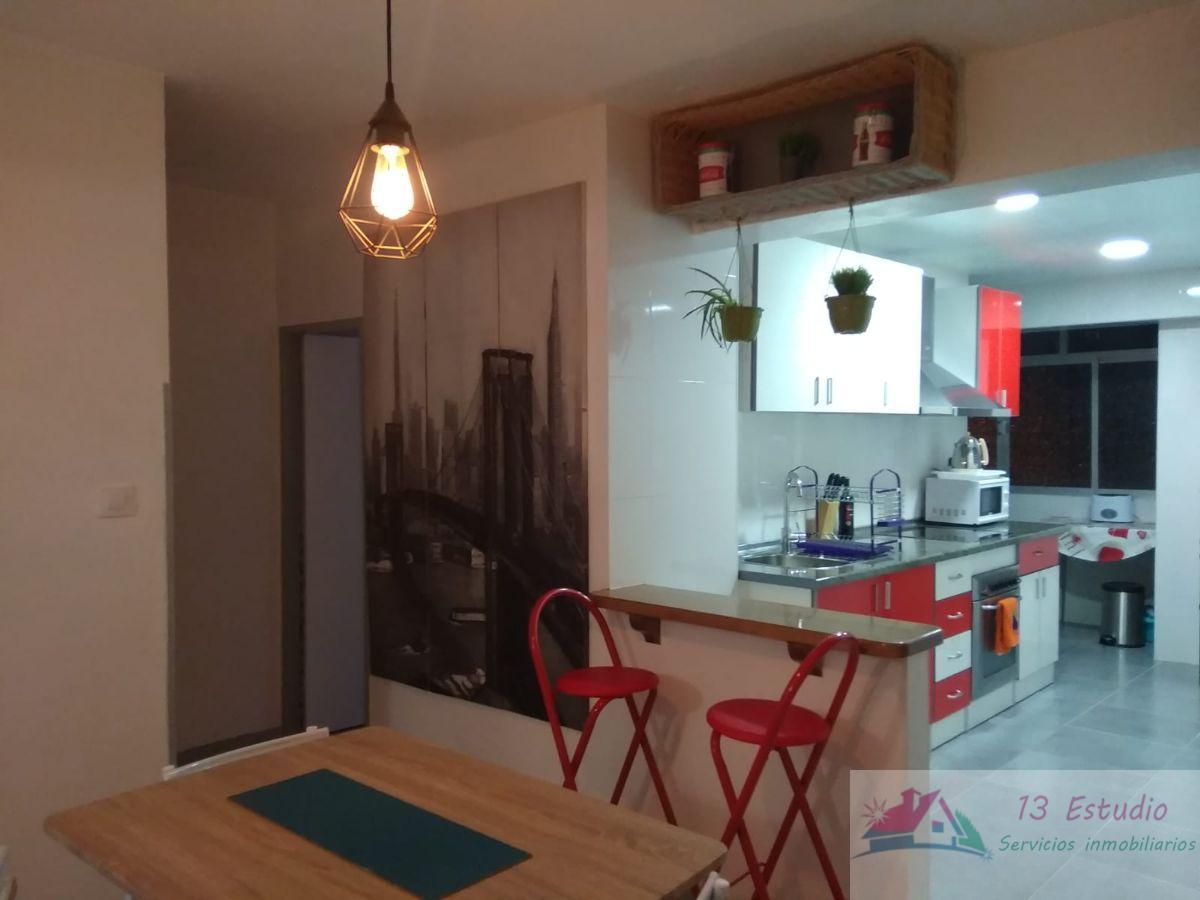 For rent of flat in La unión