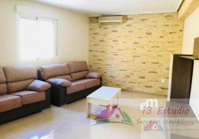 For rent of chalet in Cartagena