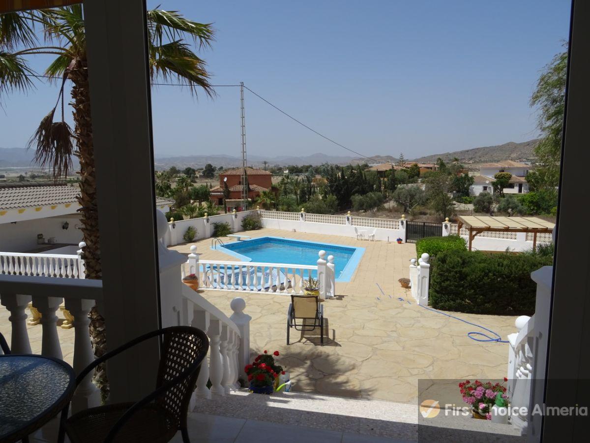 For sale of villa in Vera