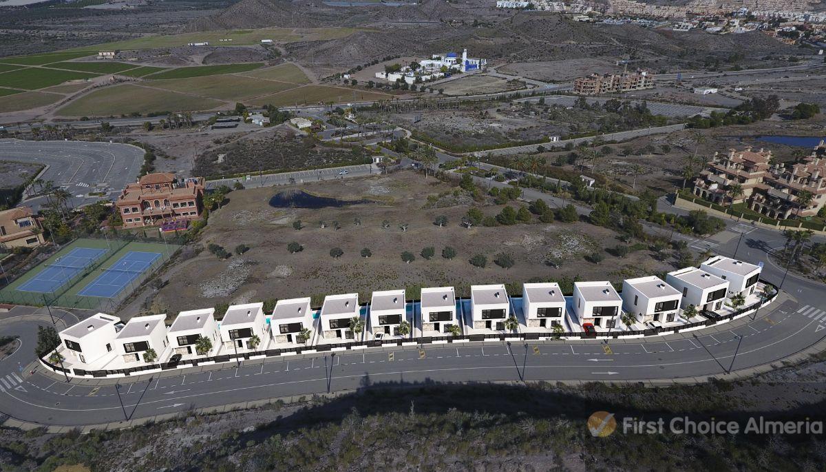 For sale of villa in Águilas