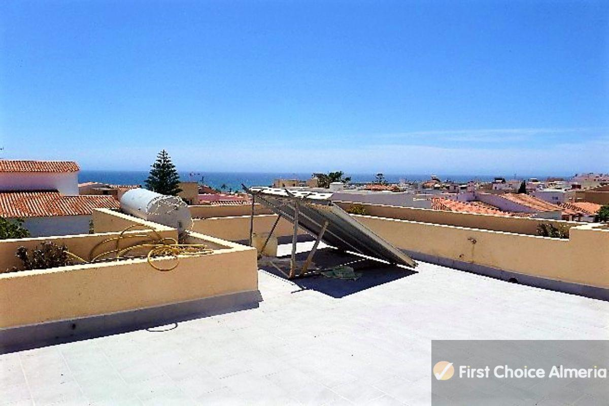 Alquiler de villa en Garrucha