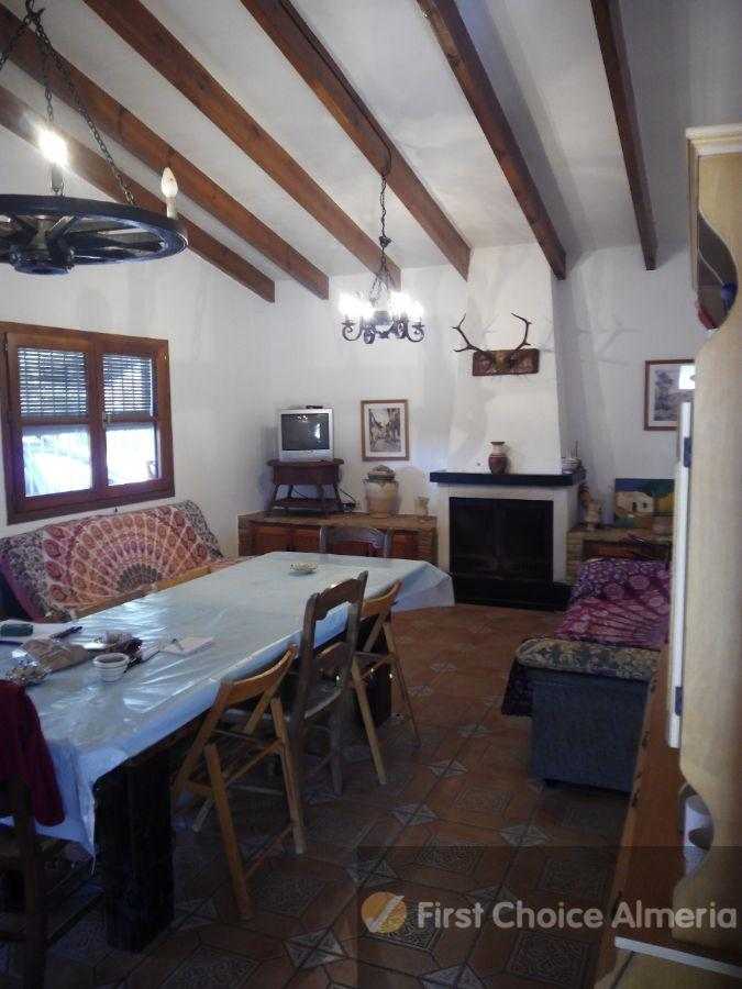 For sale of rural property in Vera