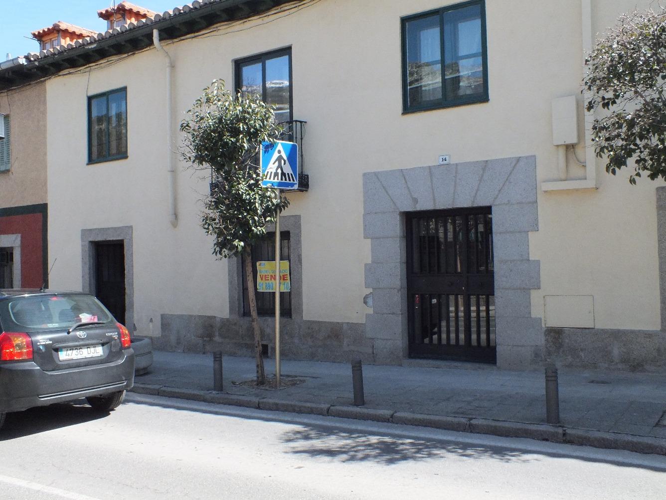 Venta de local comercial en San Lorenzo de El Escorial