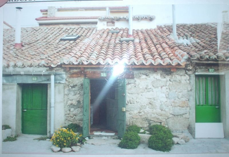 For sale of study in Peguerinos