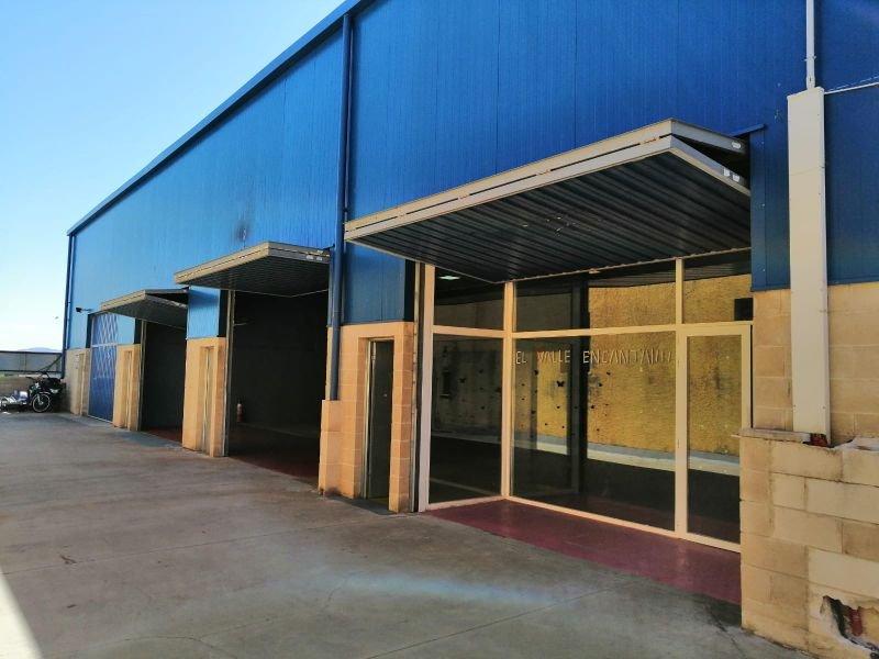 For rent of industrial plant/warehouse in San Lorenzo de El Escorial