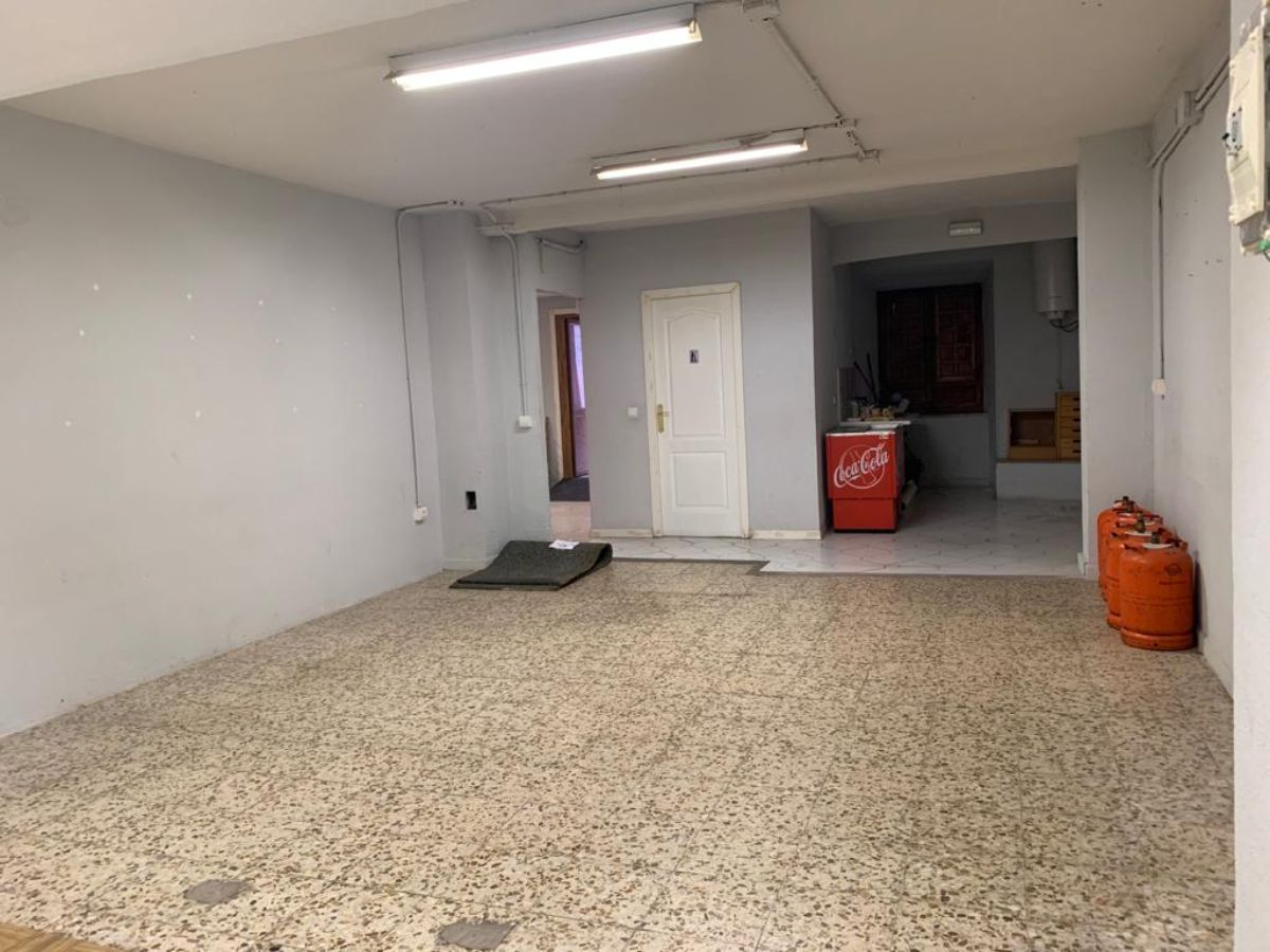 Alquiler de local comercial en San Lorenzo de El Escorial