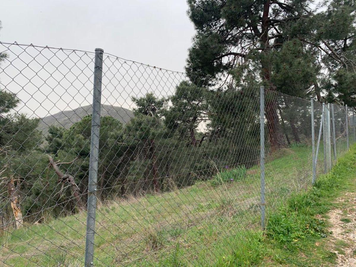 For sale of land in San Lorenzo de El Escorial