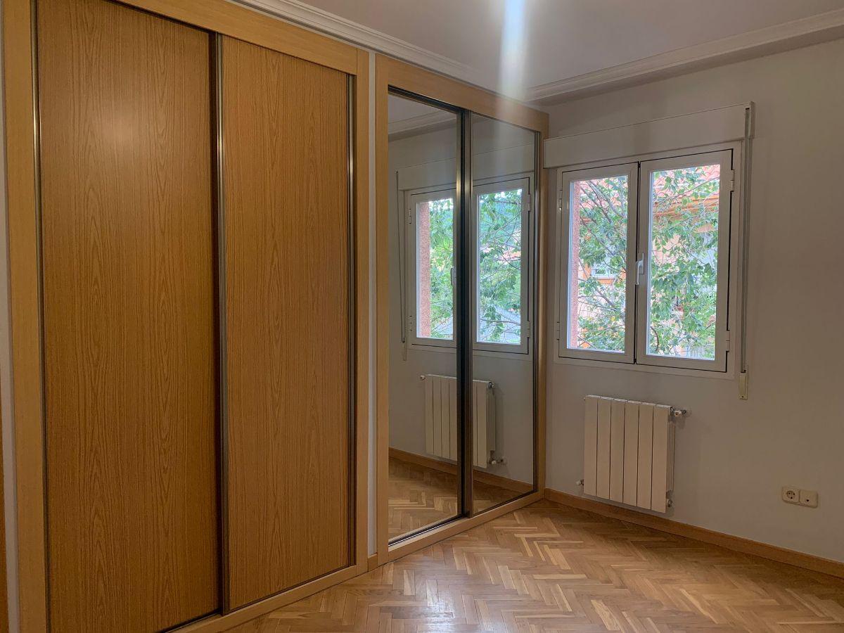 For rent of flat in San Lorenzo de El Escorial