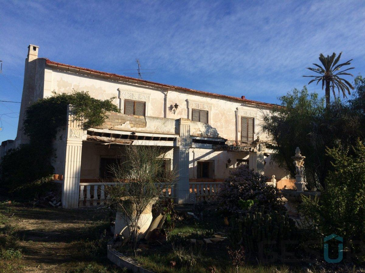 For sale of rural property in Elche-Elx