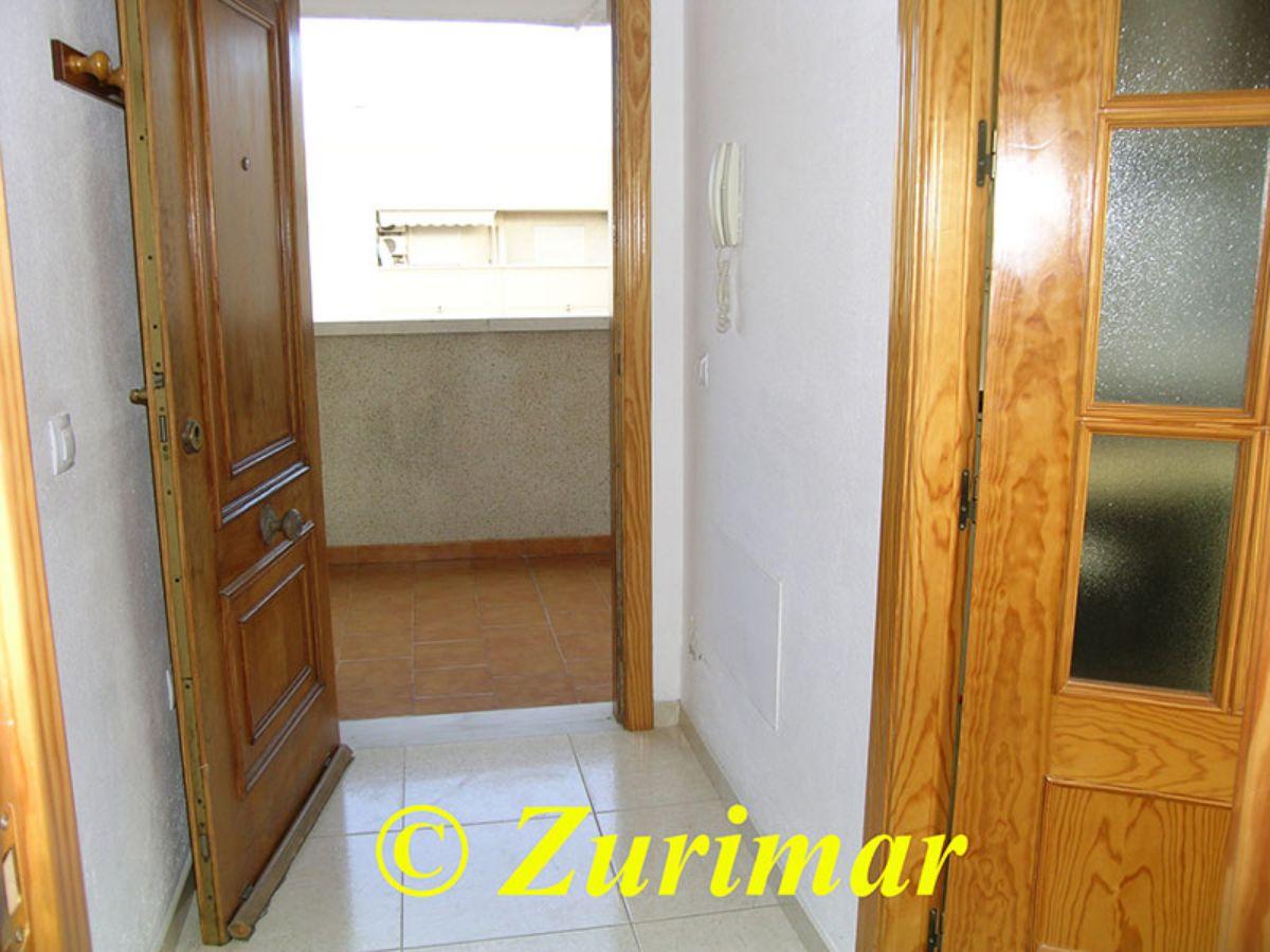 For rent of penthouse in Roquetas de Mar